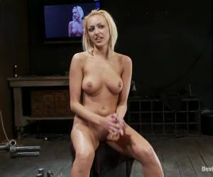 Breanne Benson Lets finger fuck the pretty girl to hell and back.